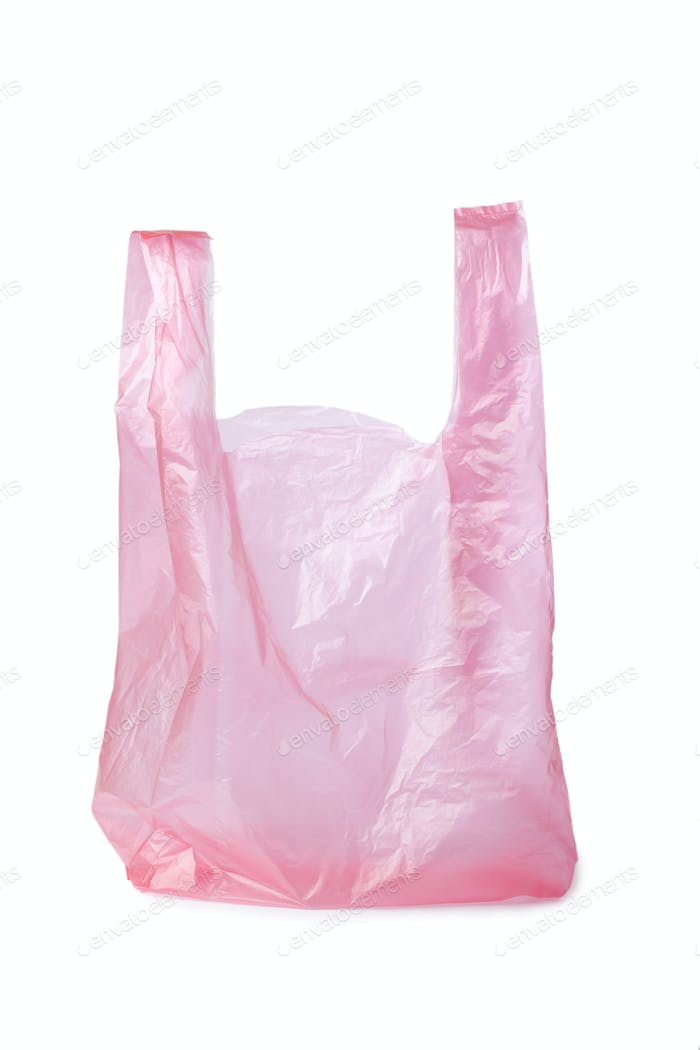 plastic shopping bag