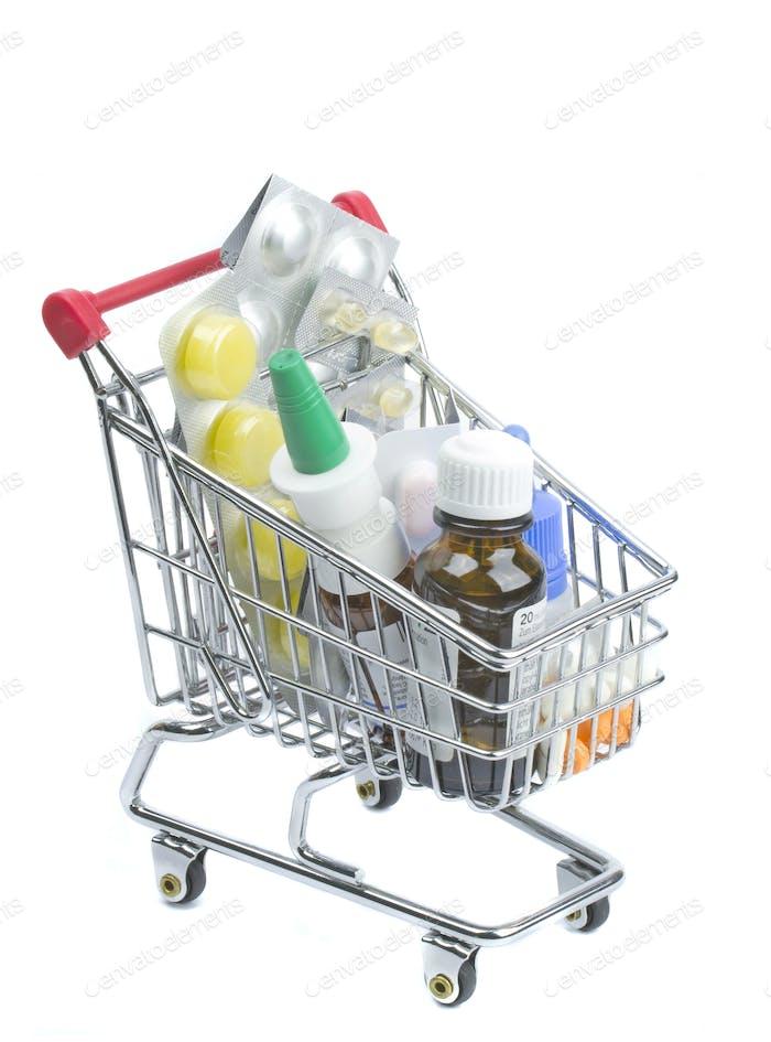 Покупка Медицины