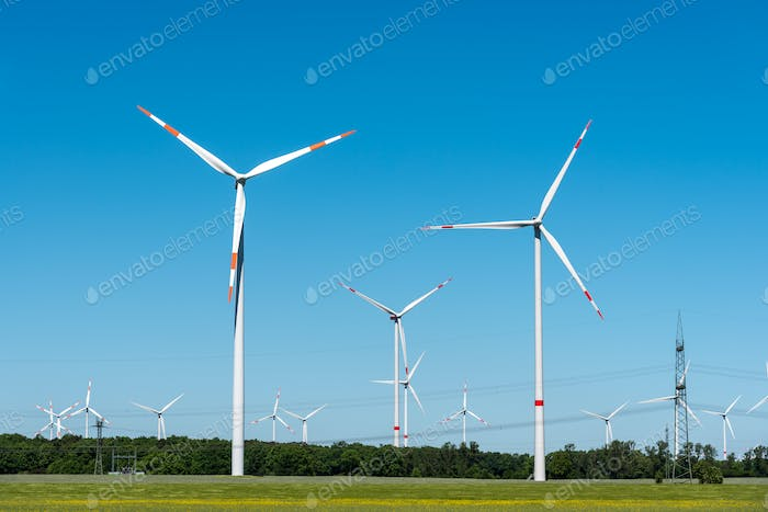 Wind generation seen in Germany