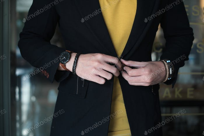 Young Businessman Style