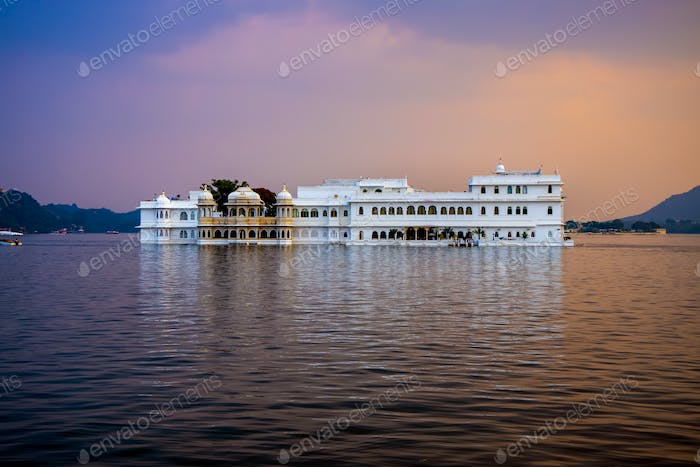 Udaipur , also known as the City of Lakes, is a city in the state of Rajasthan in India.