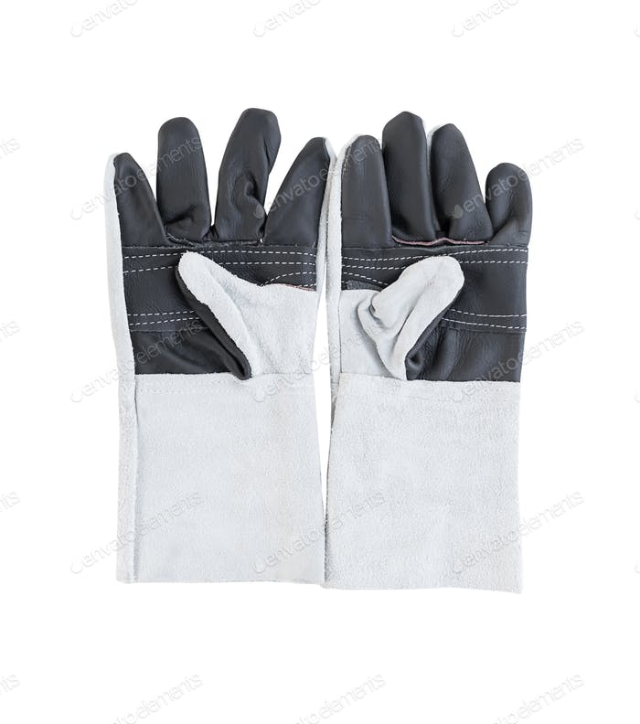 Leather gloves for welding-2 (2)