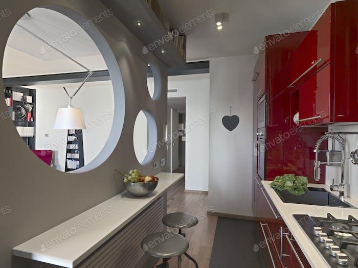 Modern Kitchen Interior 2200009