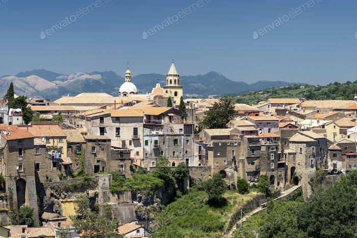 Sant Agata De Goti, historic town in Caserta province