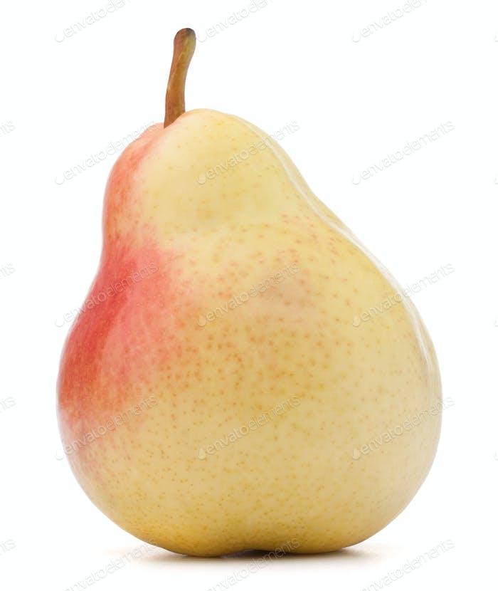 Reife Birnenfrucht