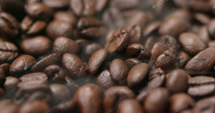 Mix Kaffeebohnen