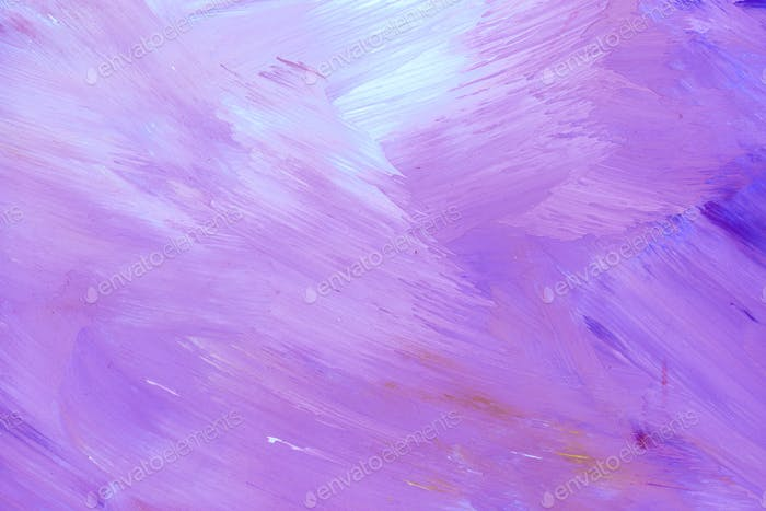 Purple brush stroke textured background