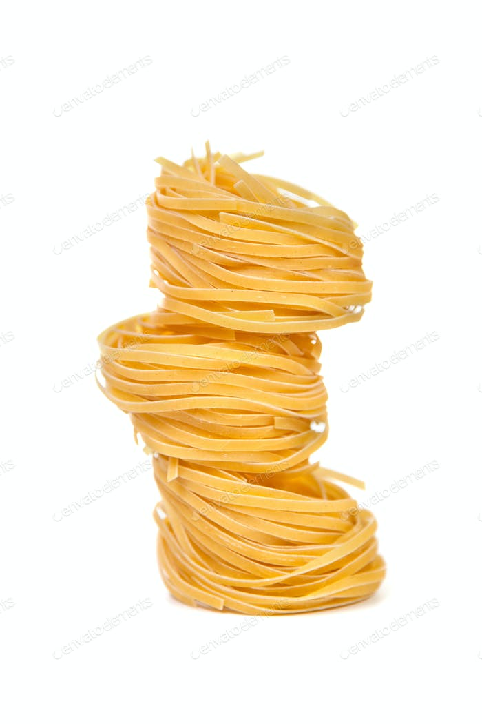 """Pasta products """"nests"""""""
