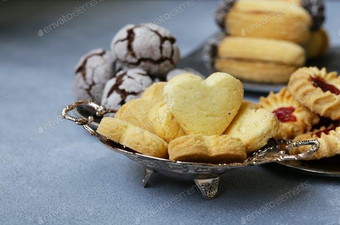 Homemade Festive Cookies