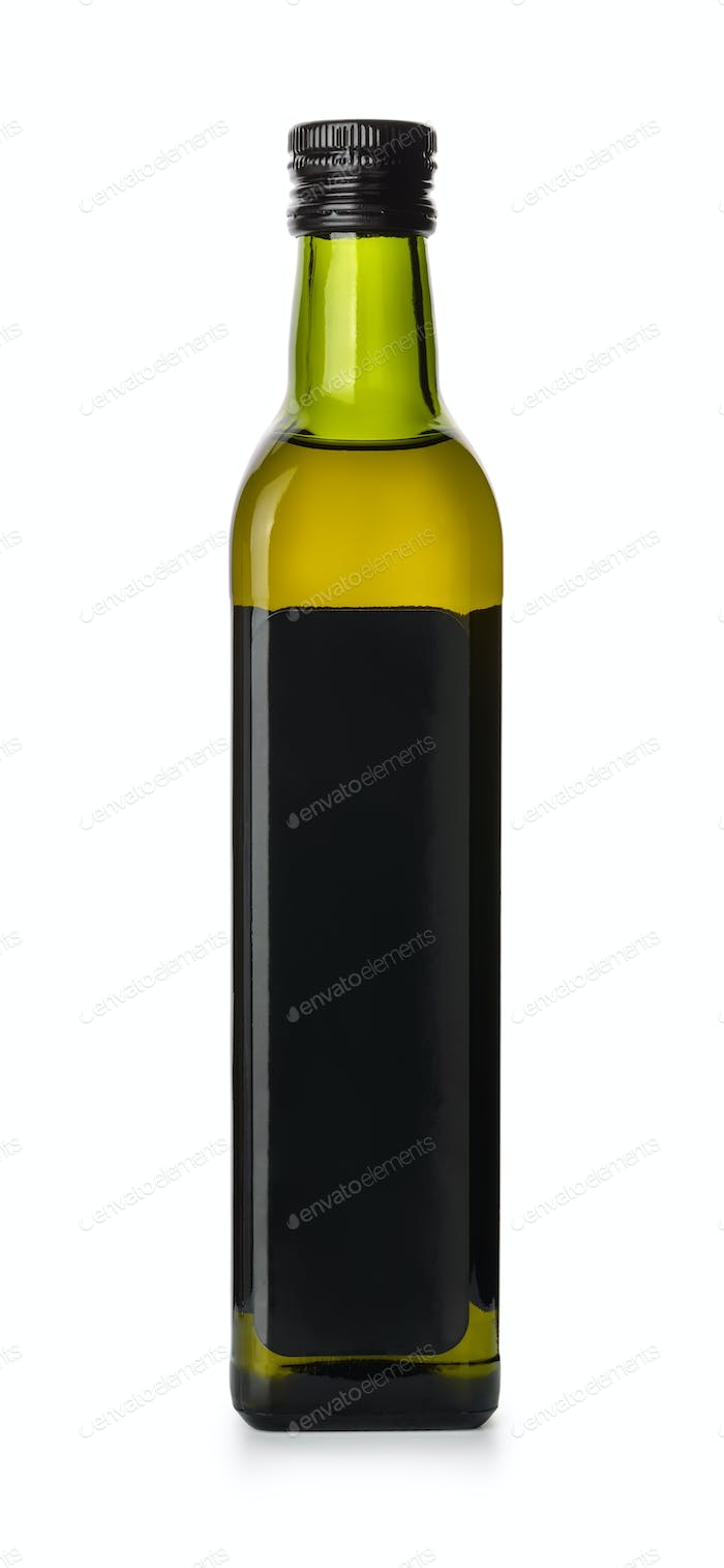 Olive oil bottle