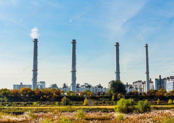 Industrielle Anlage