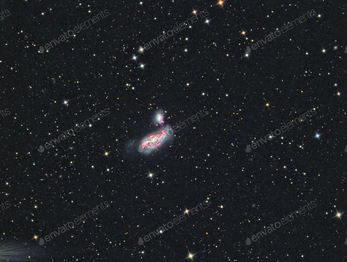 Galaxy NGC 4490