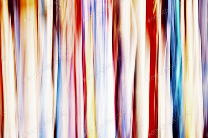 Motion blurred colorful abstract background or wallpaper