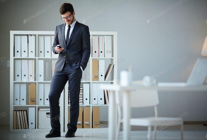 Tecnología de oficina