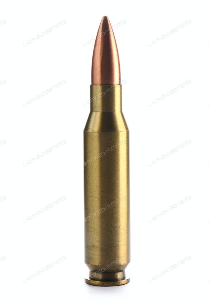 Bullet de la chaqueta de Metal completo
