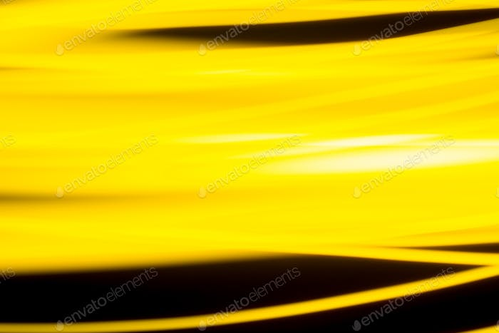 Yellow and black Abstract background