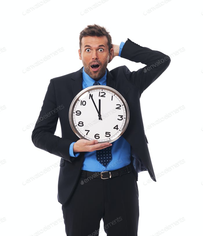 I have only five minute!