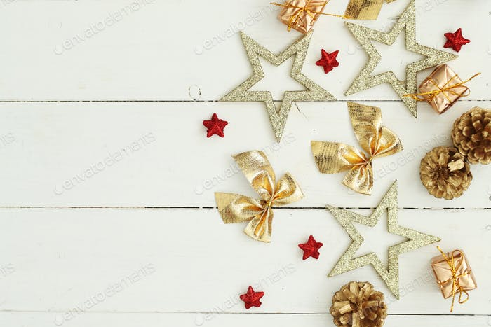 Star shaped decorations