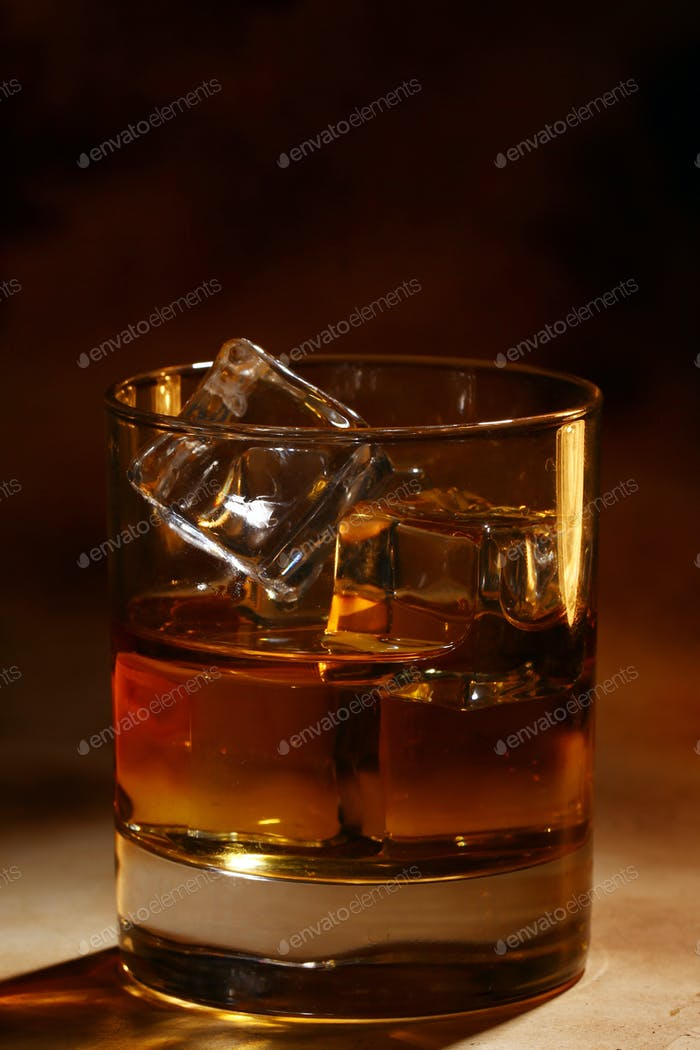 Cold whiskey