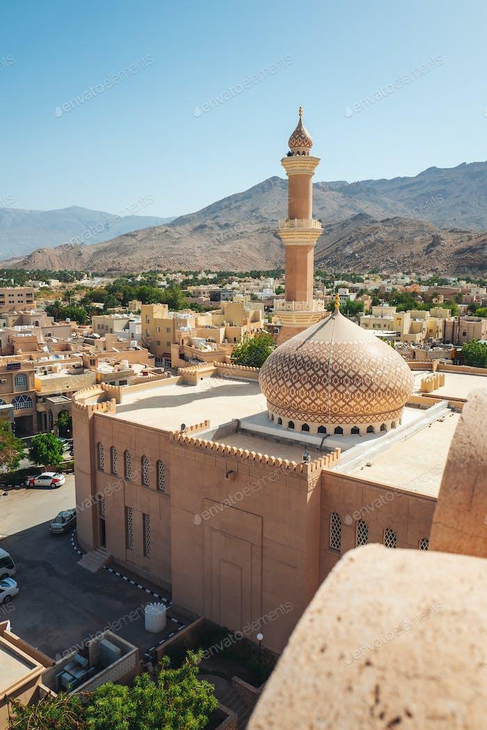 Festung Nizwa in Oman