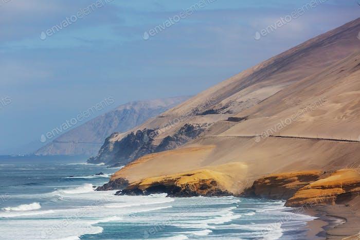 Costa en Perú
