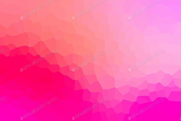 Magenta kristallisiert gemusterten Hintergrund
