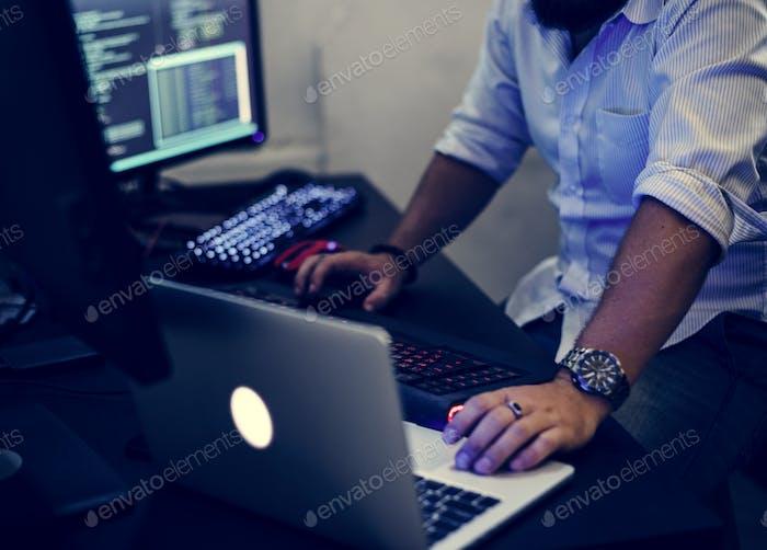 Programmer wo