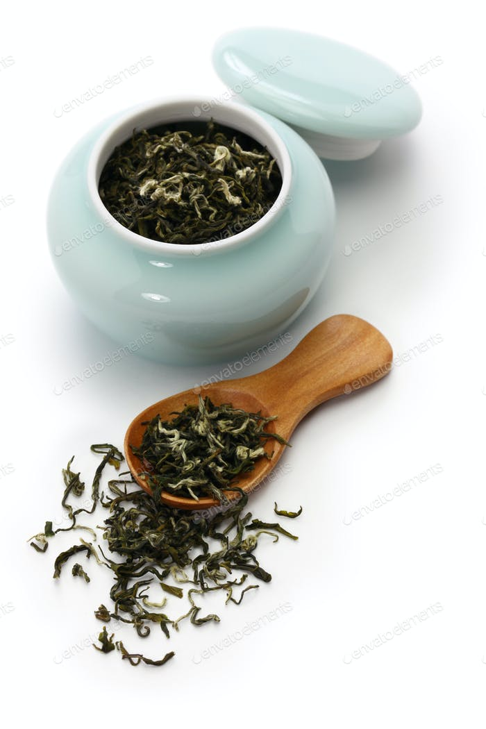 biluochun tea, chinese famous green tea