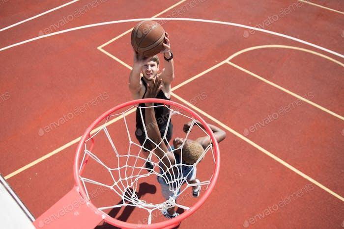 Basketball-Partitur