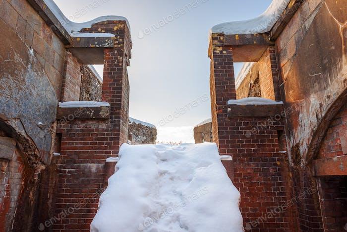 WWII Bunker Ruins