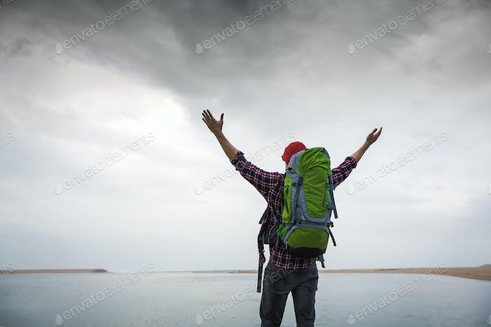 Reise-Rucksack für Herren