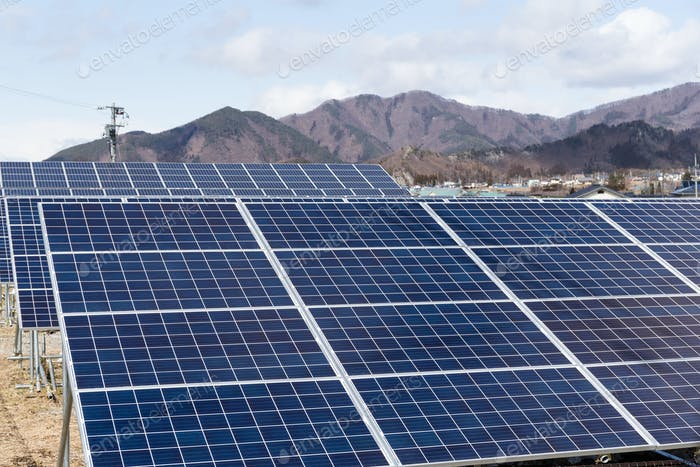 Solar enegy panel