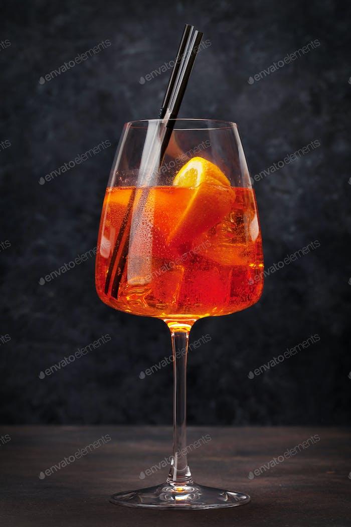 Aperol Spritz klassischer Cocktail