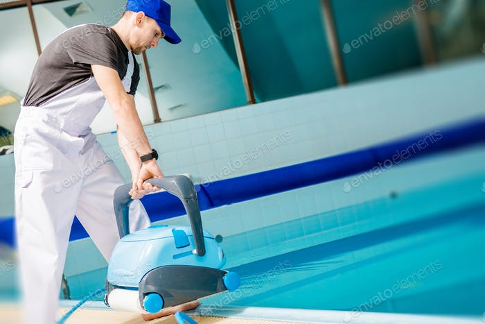 Automated Pool Cleaner