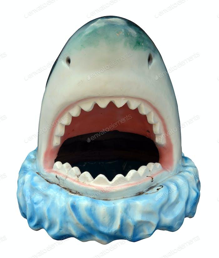 Shark bin