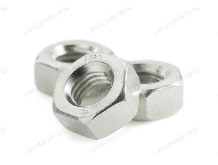 nut tool on white