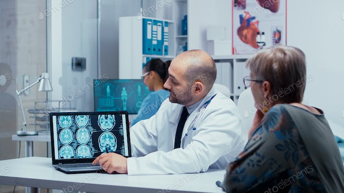 Reducing the risck of alzheimer for elderly patients