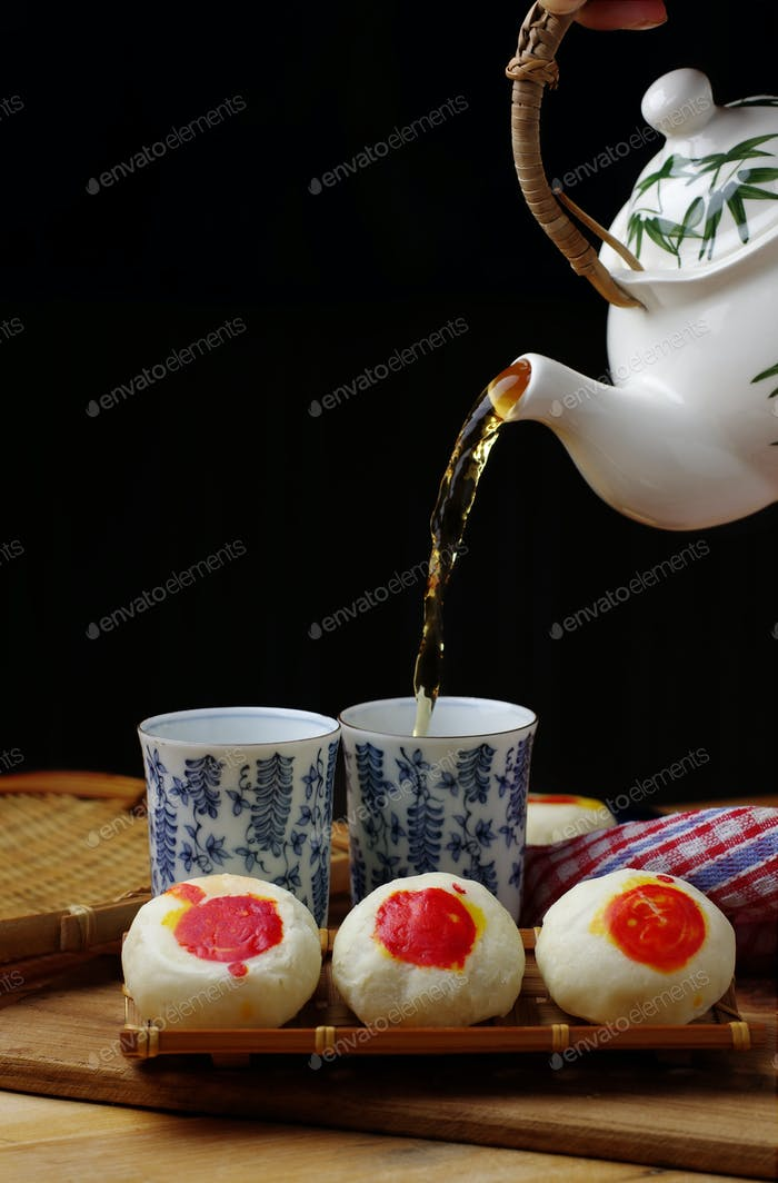 Chiense teatime