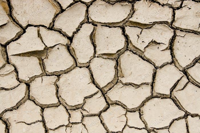 Rissgeschliffener Boden