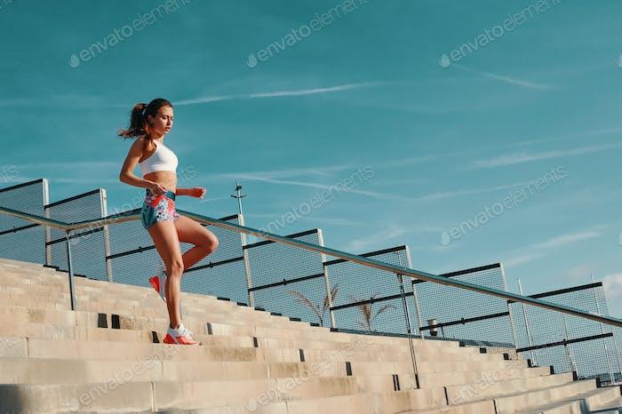 Towards a healthier lifestyle.