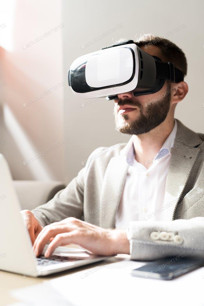 Realidad virtual Negocios