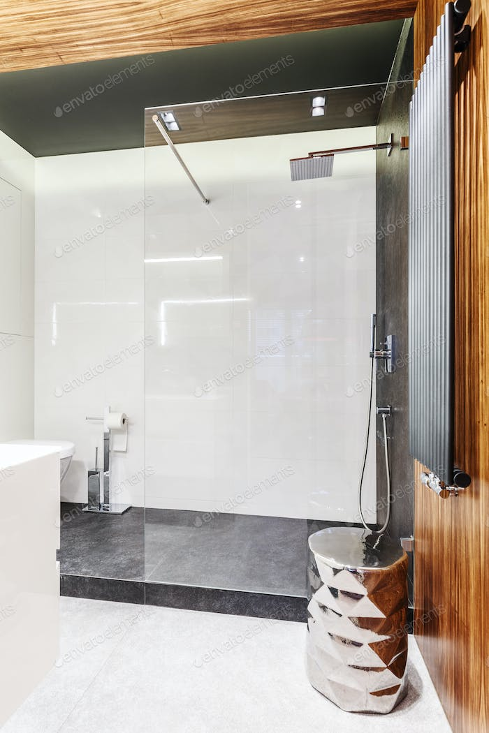 Decorative Vase In Modern Bathroom Photo By Bialasiewicz On Envato