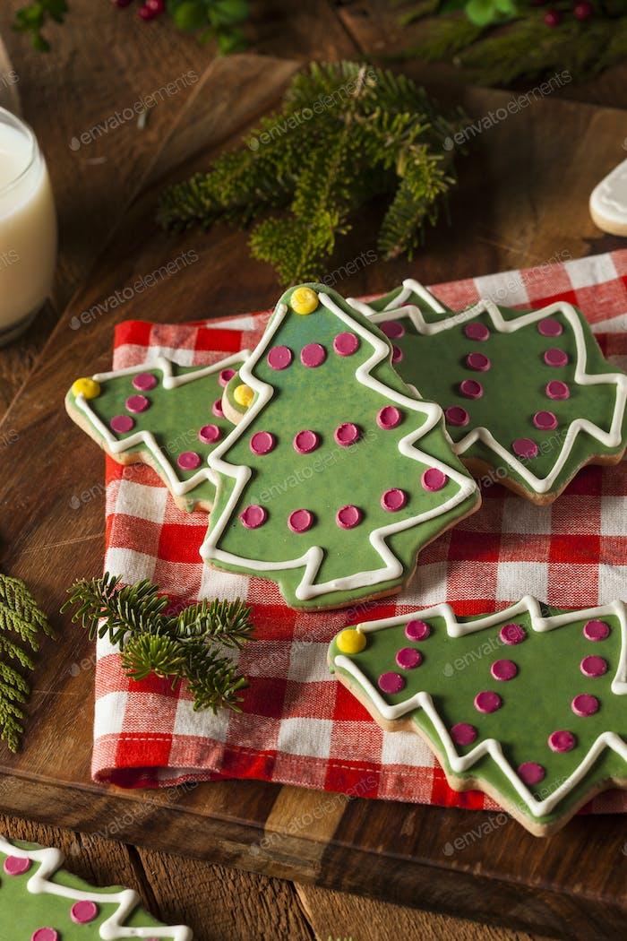 Festive Homemade Christmas Cookies