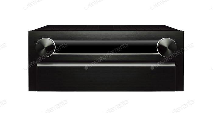 Black sound system