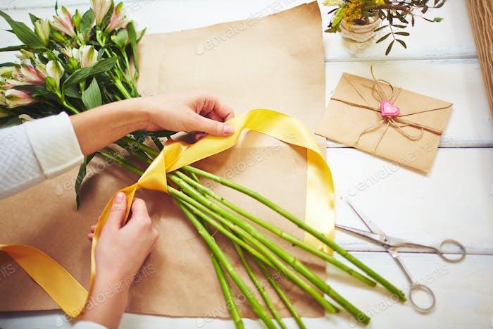 Design of bouquet