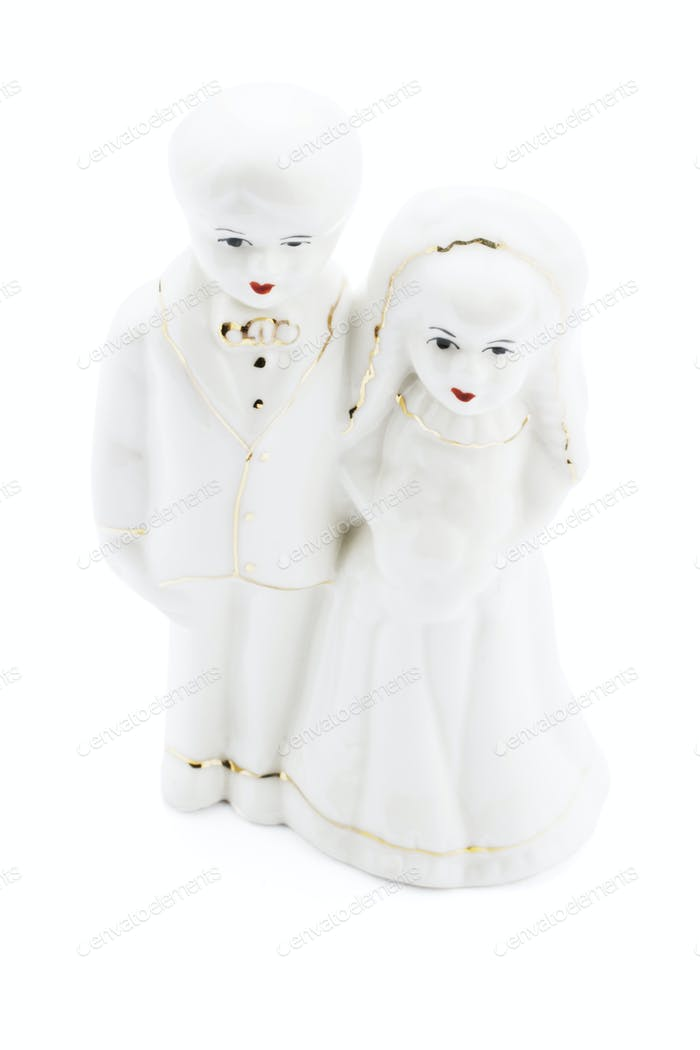 Wedding Couple Figure