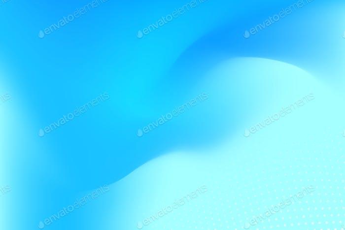 Blue gradient background illustration