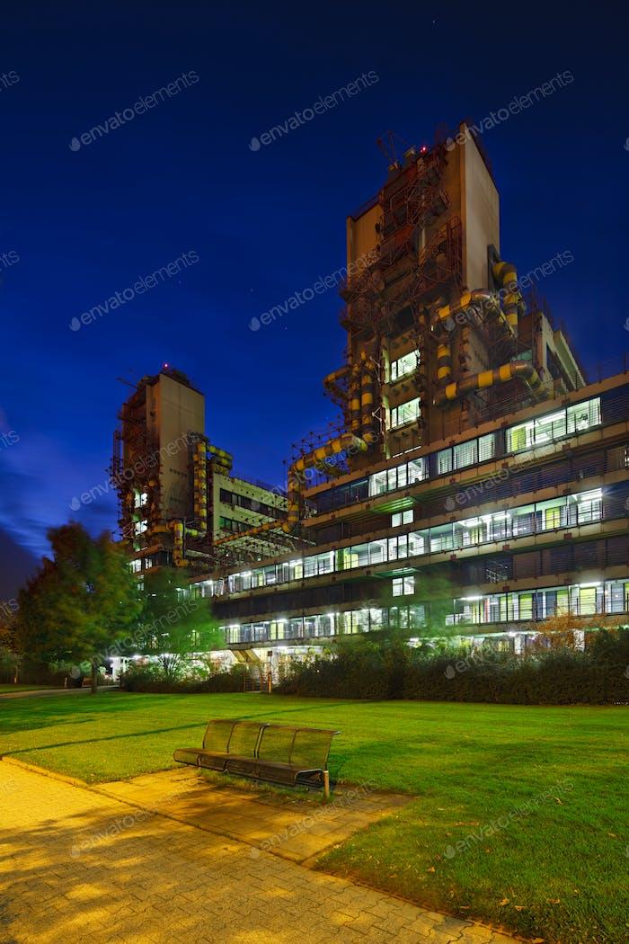 Aachen University Clinic Buildings, Germany