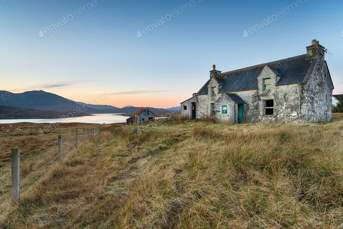 House on the Isle of Lewis