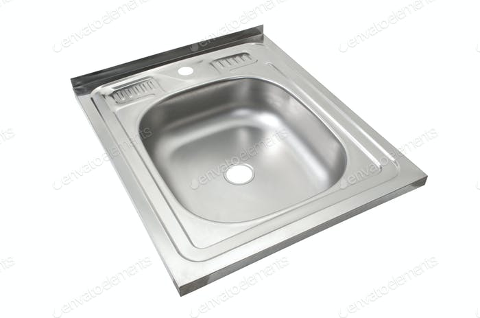 Kitchen sink file - includes clipping path